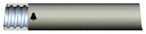 ANACONDA 34001 3/8 UA 200FT BLK COND
