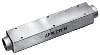 APPLETON 1200 1X12 PTC PULL BOX