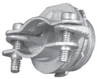 APPLETON 15233-DC 3/4 2SCR NMC/SEC CONNECTOR