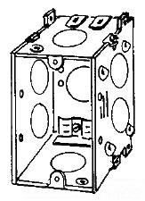 APPLETON 16LE GANGABLE SWITCH BOX