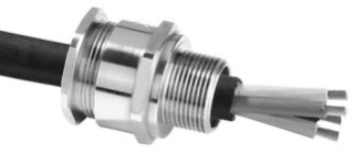 APPLETON 100A24005 4IN NPT CMP CABLE GLAND