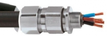 APPLETON 100A2F4005 4IN NPT CMP CABLE GLAND