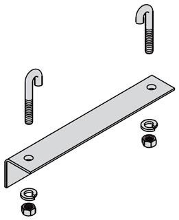 Details about  /Wireless  WSSSTB-12 T Bracket  1//pkg 12 Hangers