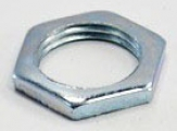 "BRIDGEPORT 101-S 1/2"" UL STEEL CONDUIT LOCKNUT"