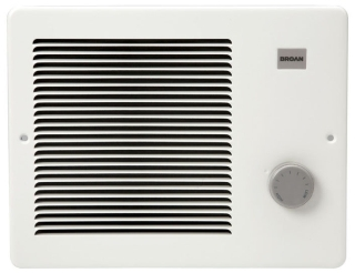 BROAN 170 1000W FAN FORCED WALL HEATER
