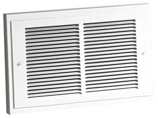 BROAN 124 1500W FAN FORCED WALL HEATER