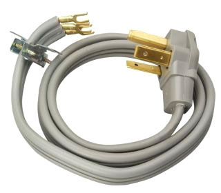 09156 30A 4-WIRE DRYER CORD