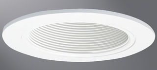 HALO 993W WHITE MINI BAFFLE