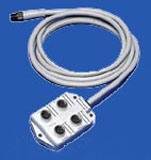 WMCC 848599003 5P 4PORT MLD J-BOX Product Image