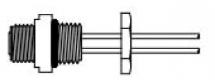 WMCC 848649001 5P RECEPTACLE Product Image