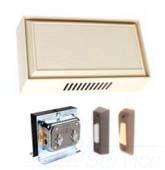 EDWARDS C212-W 2-Entrance Chime Kit
