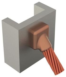 CADWELD VSC1D CABLE MOLD