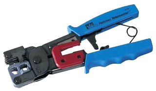 IDEAL 30-696 RATCHET CRIMPER