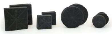 3M 4RDPTF FIRE BRR 4IN RND FOAM PLG Product Image