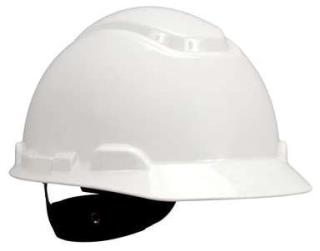 3MAS H-701R WHITE HARD HAT Product Image