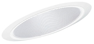 JUNO 604-WWH S SLOPED TRIM BAFFLE PAR38