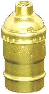 LEVITON 8004 : MTL KEYLESS LAMPHOLDER
