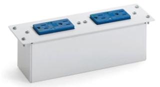 LEVITON 47605-DP : AC POWER BLOCK