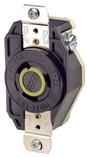[DIAGRAM_38IU]  LEVITON 2310 : LOCKING FLUSH RECEPTACLE | Gordon Electric Supply, Inc. | Leviton L520 Wire Diagram |  | Gordon Electric Supply