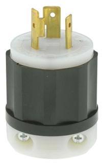 LEVITON 2311 : LOCKING PLUG L5-20P