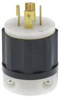 LEVITON 2511 LOCKING PLUG L21-20P