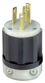LEVITON 2621 : LOCKING PLUG L6-30P