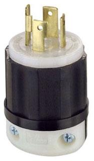 LEVITON 2711 : LOCKING PLUG L14-30P