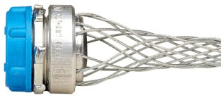 Straight 1.250 Cord Range Leviton L7506 1-1//4-Inch Steel Body Wide-Range Strain-Relief.940 Male