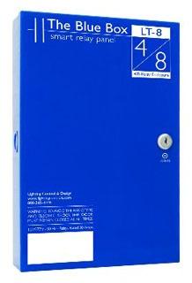 LITHONIA GR1408-LT-INT-8NCL-DTC-DV LIGHTING CONTROL PANEL RELAY PA