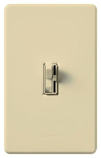 LUTRON AY-603P-IV 3WAY IVORY DIMMER (DNR)