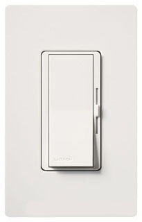 LUTRON DVF-103P-277-WH DIMMER CNTRL