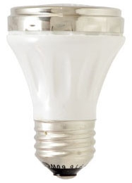 SYLVANIA 59042 75PAR16/CAP/NFL30-130V LAMP