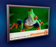 SYLVANIA 71157 LTP/042/042/C/A1 FRAME W/LED LT