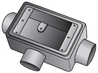 OZ-G FDCT-1-75 1G MALL FDCT BOX