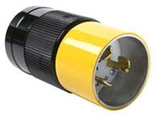 P&S 3765 : PLUG4W 50A250VDC50A600VAC