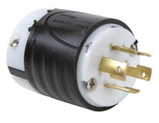 P&S L1620-P : TURNLOK PLUG 4WIRE 20A 3-PH 480V