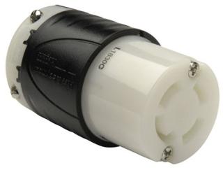P&S L1830-C : CONNECTOR 4W30A 120/280V T/L
