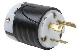P&S L530-P : TURNLOK PLUG 3-W 30A 125V