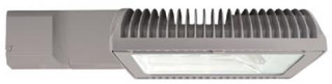 RAB RWLED2T78NRG ROADWAY TYPE II 78W W/ RW ADAPTOR NEUTRAL LED RD GRAY