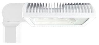 RAB RWLED4T78SFW ROADWAY TYPE IV 78W COOL LED SLIPFITTER WHITE