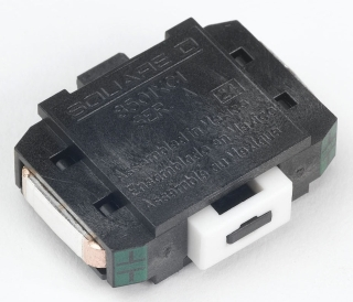 SQUARE D 8501XC1 : RELAY CONTACTS 600VAC 10AMPS NEMA