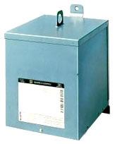 SQUARE D 7S1F : TRANSFORMER DRY 7.5KVA 240X480V-120/240V