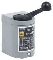 SQUARE D 2601AG2S2 : DRUM SWITCH 600VAC 2HP A +OPTIONS