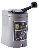 SQUARE D 2601BG1 : DRUM SWITCH 600VAC 7.5HP B +OPTIONS