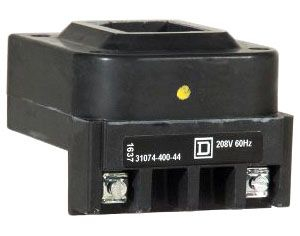 SQUARE D 3107440044 : CONTACTOR+STARTER COIL 208VAC