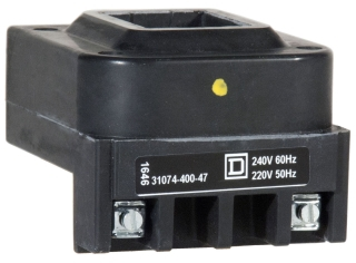 SQUARE D 3107440047 : CONTACTOR+STARTER COIL 240VAC