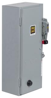 SQUARE D 8538SBG11V02S : STARTER MOTOR CONTROL <1000VAC