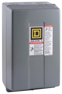 SQUARE D 8903LG30V02 : LIGHTING CONTACTOR 600VAC 30A L
