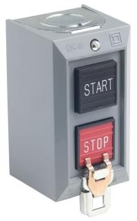 SQUARE D 9001BG204 : CONTROL STATION 600VAC 5A T-B