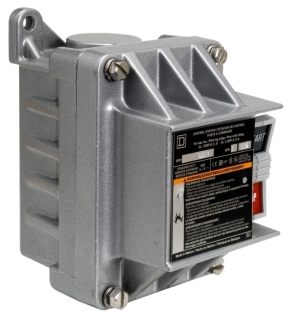 SQUARE D 9001BR204 : CONTROL STATION 600VAC 5A T-B